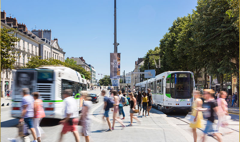 Visuel annonce Chef de Projets Infrastructures Tramway (F/H)